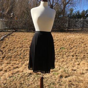 3e74b7d0ac Rebecca Taylor Skirts - Rebecca Taylor Pleated Skirt Black